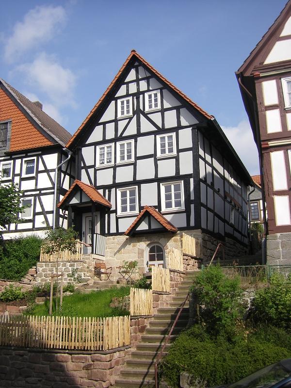 Fachwerkhaus Wolfhagen - Urlaub im Fachwerkhaus