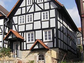 Die Geschichte um das Fachwerkhaus in Wolfhagen