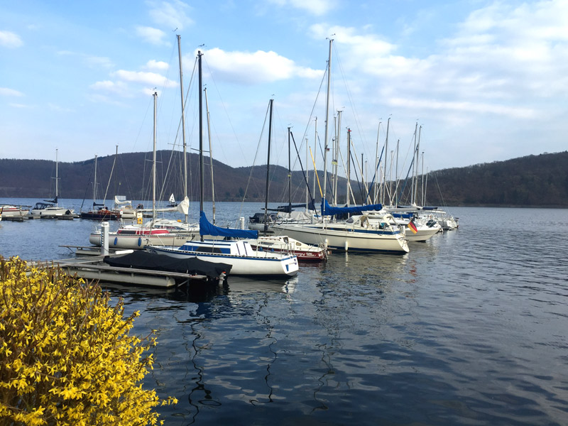 Edersee-boote